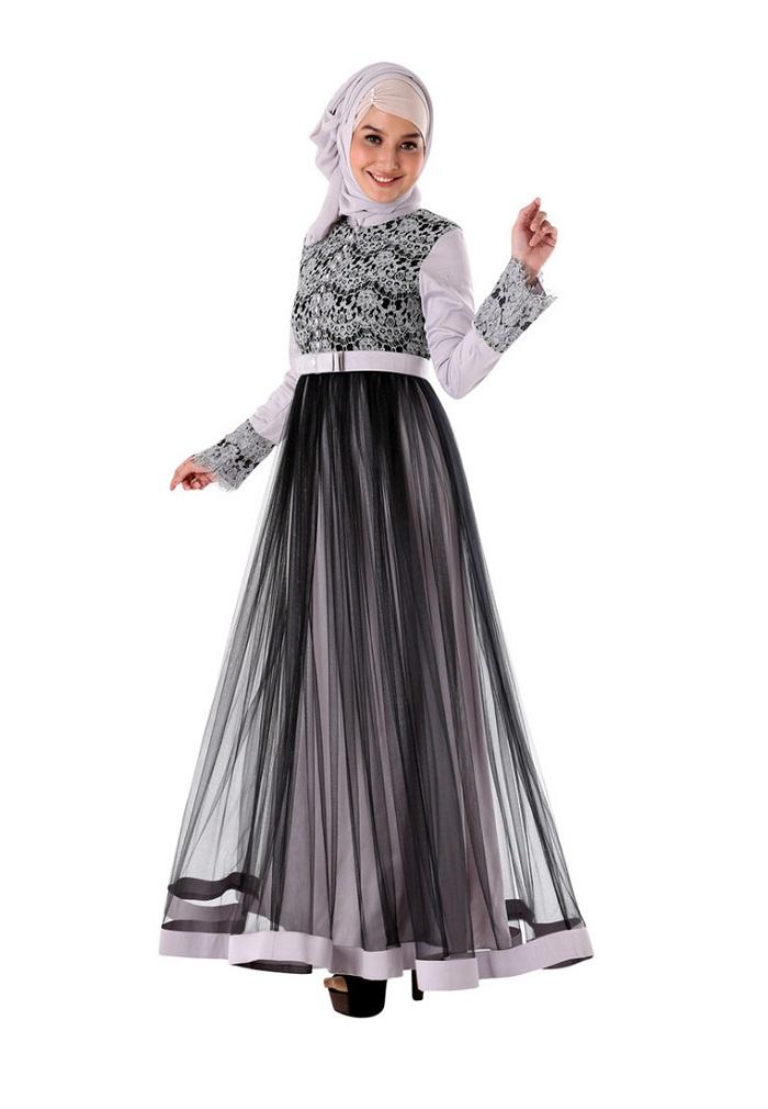 Model Dress Selutut Cantik Lengan Panjang Untuk Wanita Karir